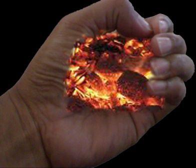 Ibarat Menggenggam Bara Api